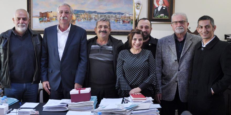 """""""Girnelilerin 2018 yılı dilekleri yılbaşı hediyesi oldu"""""""