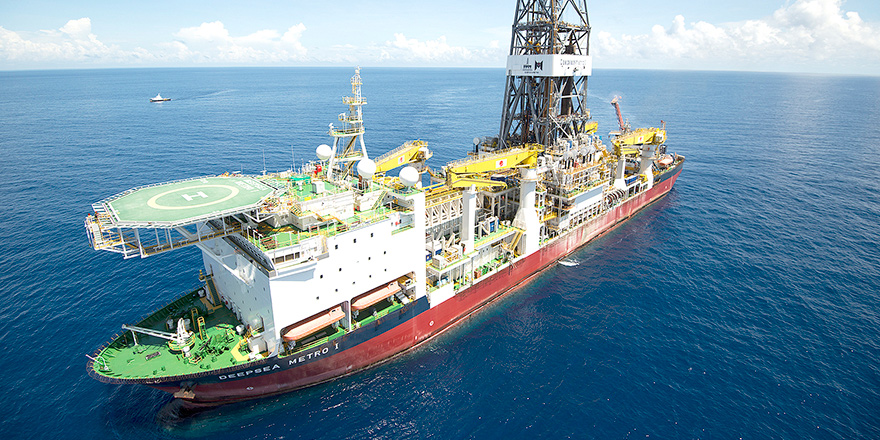 Güneyde gündem TC'nin yeni sondaj gemisi
