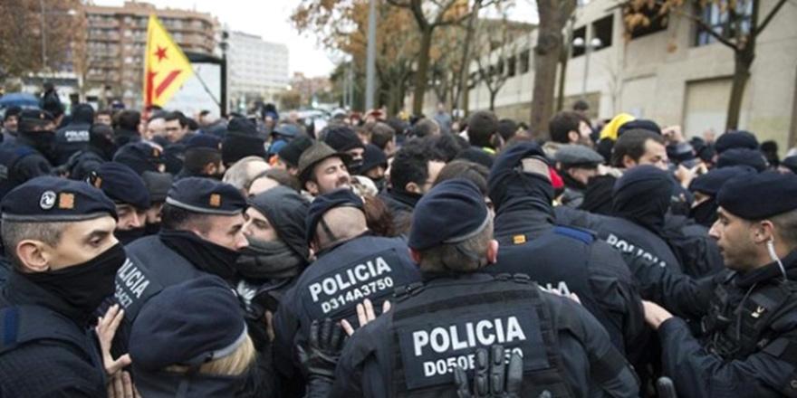 Katalonya krizinin maliyeti 1 milyar Euro