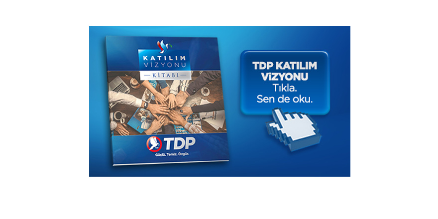 TDP'den görme engelli bireyler için sesli kitap