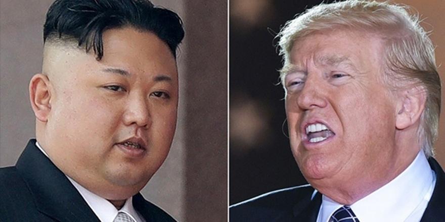 """""""Benim nükleer düğmem seninkinden daha büyük"""""""