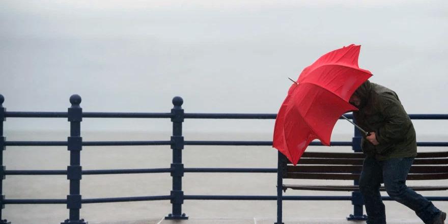 En fazla yağış Esentepe ve Mehmetçik'e
