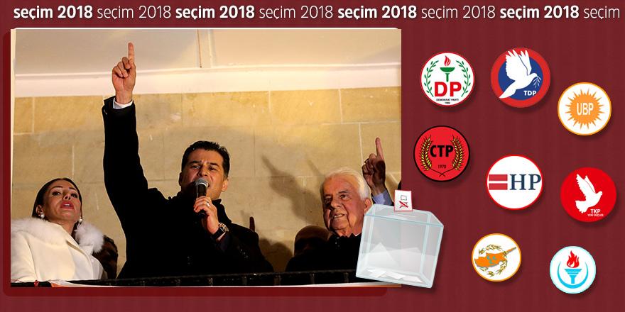 """Özgürgün: """"Halkımız UBP'ye güvenini ortaya koydu"""""""