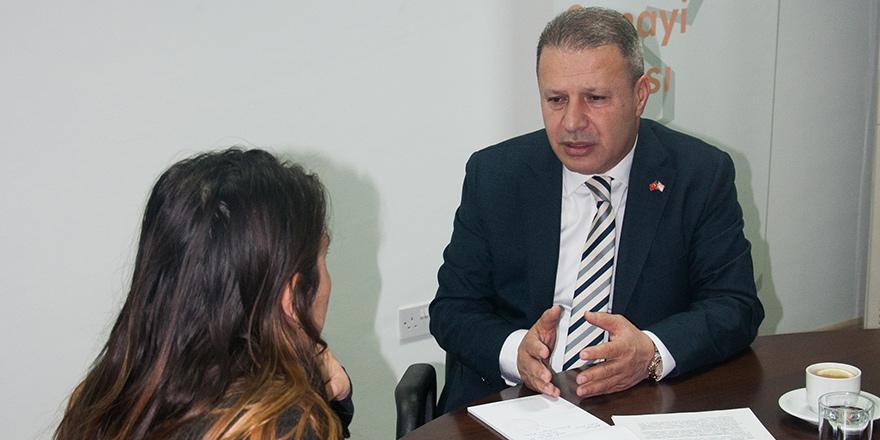 """KTSO Başkanı Candan Avunduk: """"Ambargolara rağmen ihracat"""""""