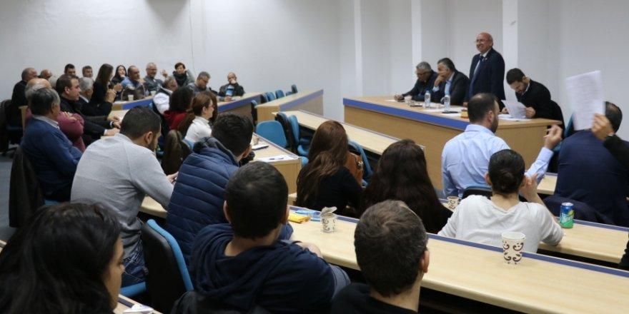 TDP Parti Meclisi: UBP'ye ret yinelendi