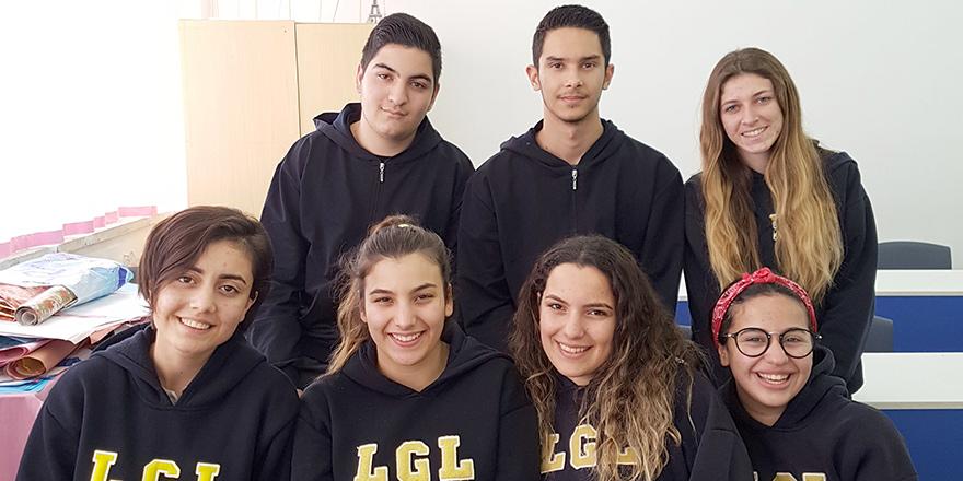 Lefke Gazi Lisesi öğrencilerinden anlamlı duyarlılık…
