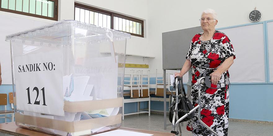 Seçim süreci resmen başladı