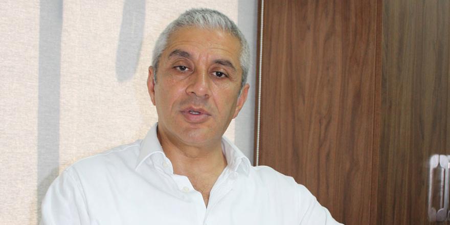 Taçoy, UBP Genel Sekreteri