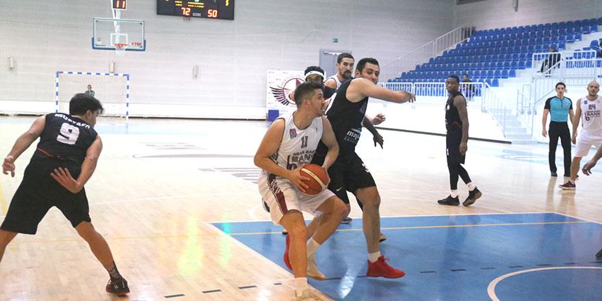 Basketbolda ikinci devre başlıyor