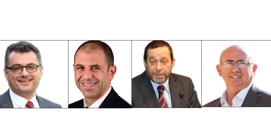 4'lü koalisyon için  bakanlıklarda uzlaşı: 3+3+2+2