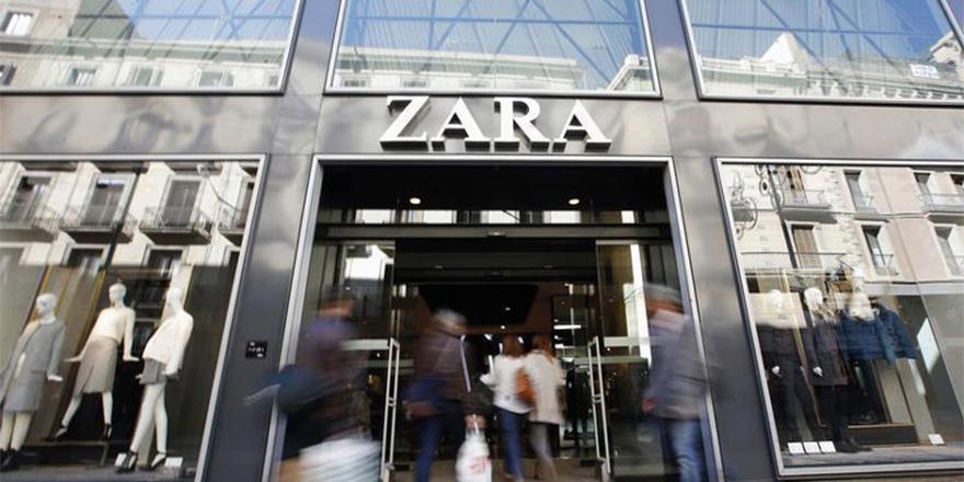 Zara, Türkiye'deki mağazalarını kapatıyor