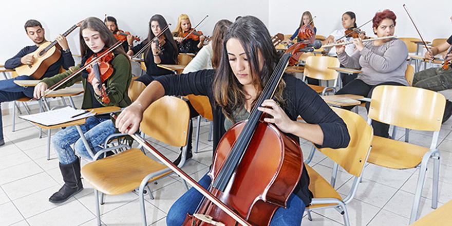 YDÜ Müzik yetenek sınavı başvuruları başladı