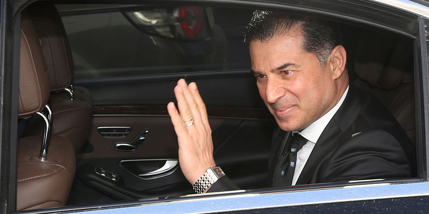Özgürgün'den istifa kararı