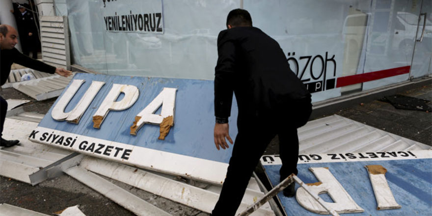 #UniteCyprusNow saldırıları kınadı