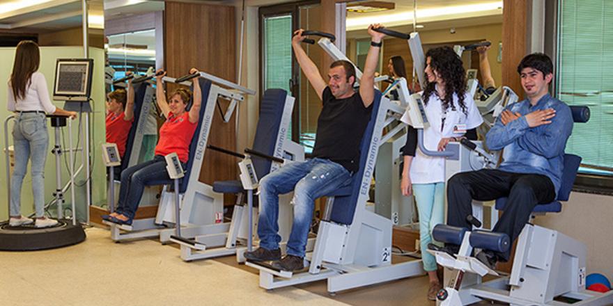 Romatem Fizik Tedavi Hastanelerine Erişim