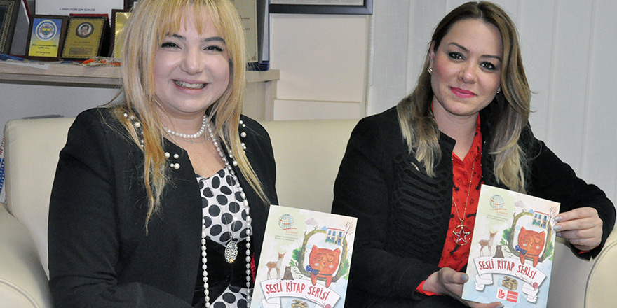 Çocuklar için sesli kitap anlatımı