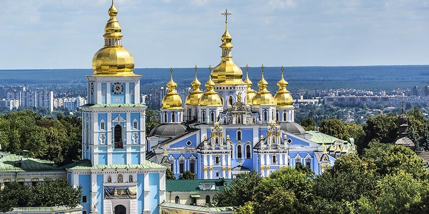 Ukrayna Ucuz Uçak Bileti