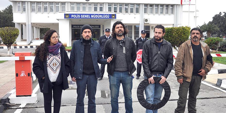 Bağımsızlık Yolu'ndan PGM'ye protesto