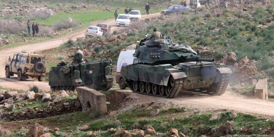 Afrin'de can kaybı artıyor