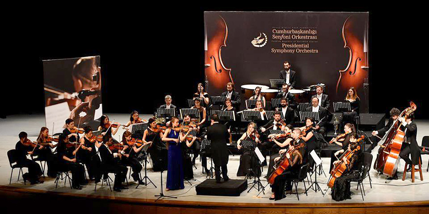 Senfoni Orkestrası'ndan çocuklara sonfonik eğitim