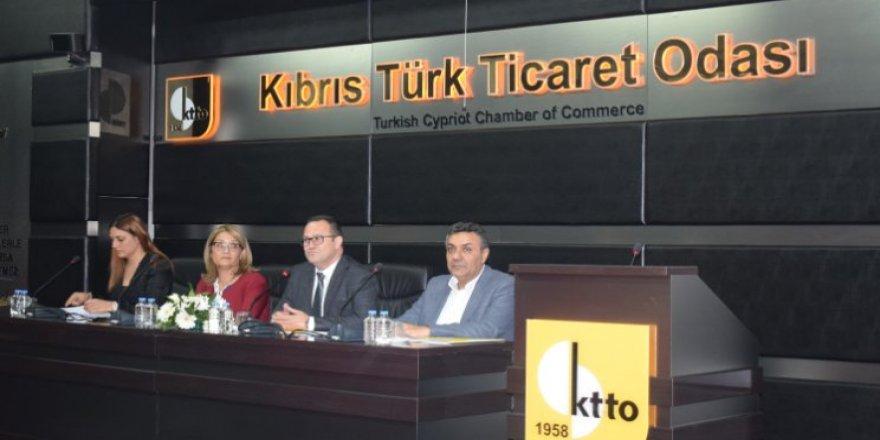 Kıbrıs Türk Ticaret Odası Başkanı Turgay Deniz