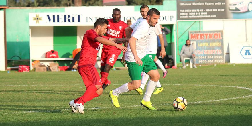 Yeşilova açılıyor: 2-1