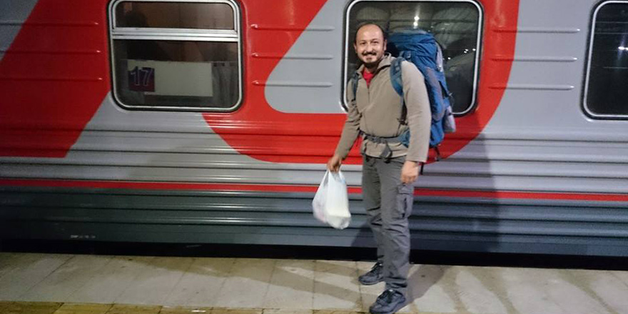 Mistik bir yolculuk: Trans Sibirya