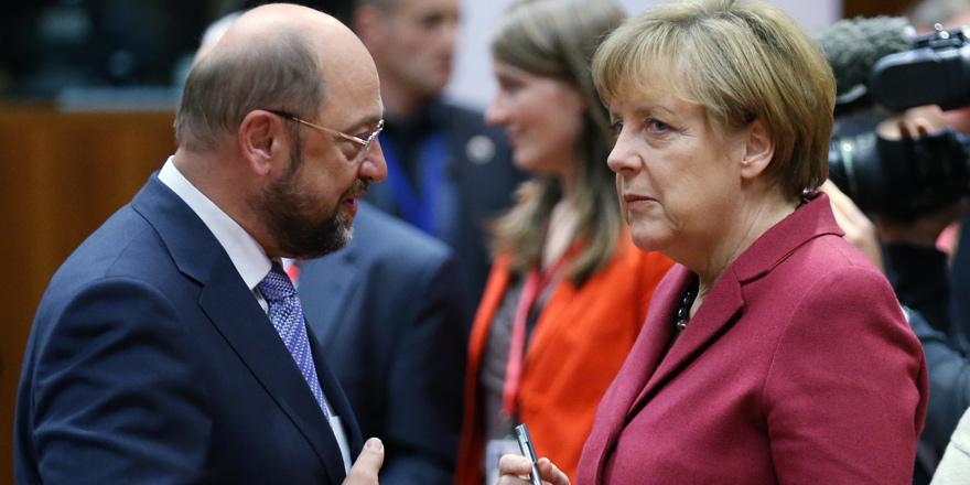 Almanya'da koalisyonda uzlaşı