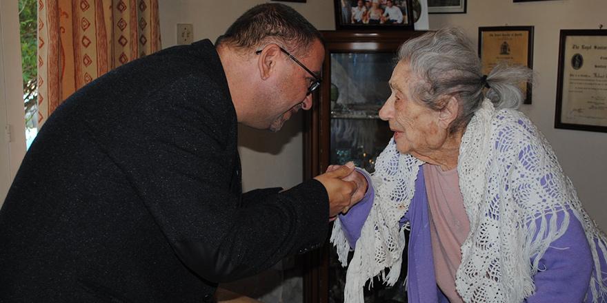 Kamran Aziz anısına konser, Türkan Aziz'e ziyaret…
