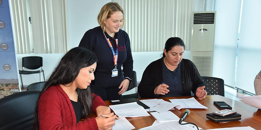 Hedef: kadın hastalıklarının haritalandırılması