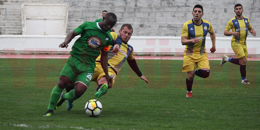 Doğan Türk Birliği lige döndü: 1-3