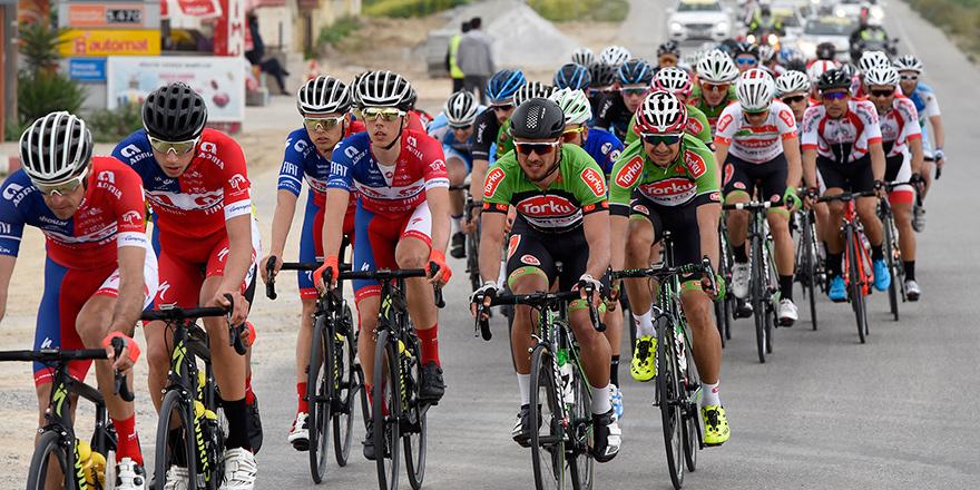3. Uluslararası Kuzey Kıbrıs Bisiklet Turu'nda final günü