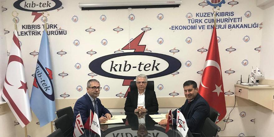 İTÜ ile KIB- TEK arasında eğitim sözleşmesi imzalandı