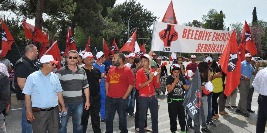 Yeni Erenköy'de toplu istifa