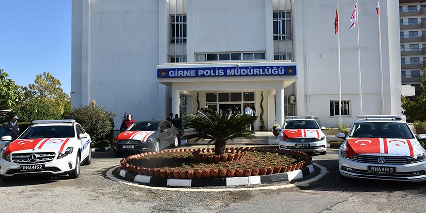 Girne Belediyesi'nden PGM'ye araba hibe edildi