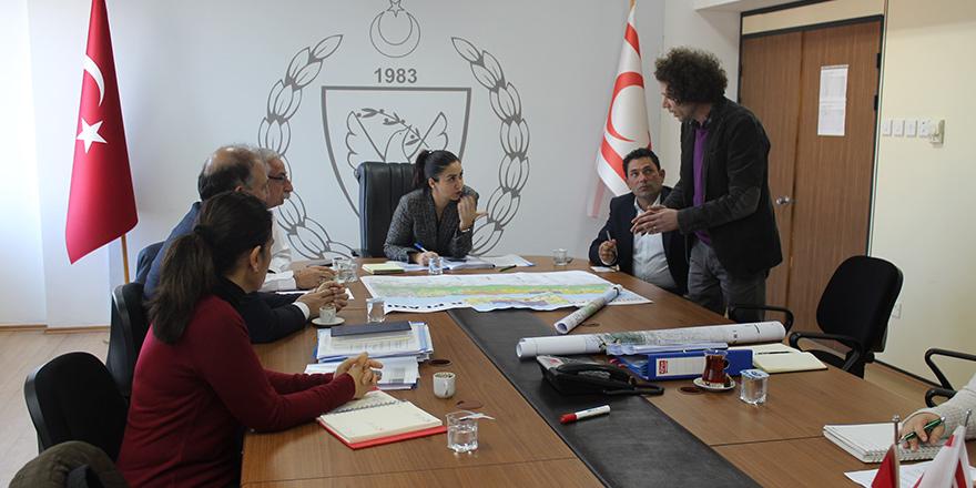 Girne-Çatalköy İmar Planı'yla ilgili toplantı yapıldı