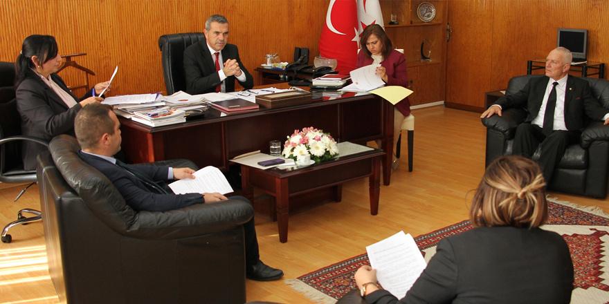 Başkanlık Divanı, ilk toplantısını yaptı.
