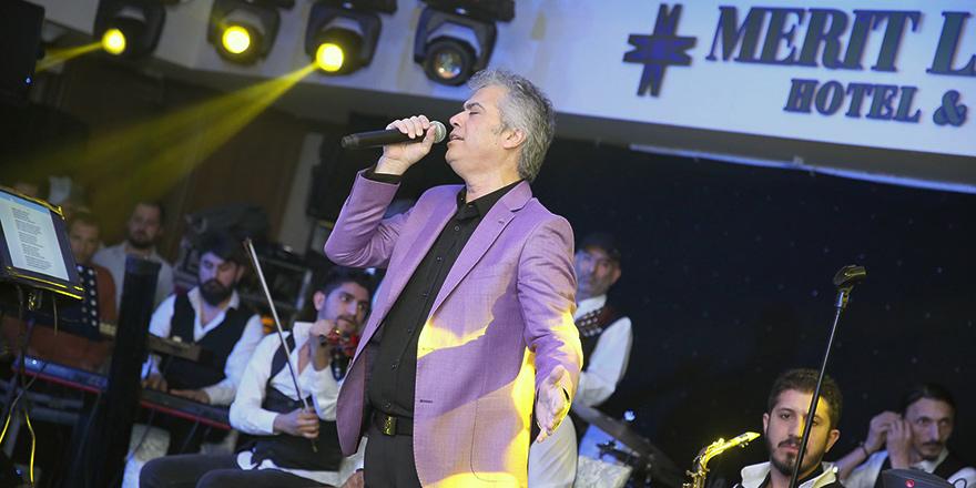 Cengiz Kurtoğlu'dan müzik ziyafeti