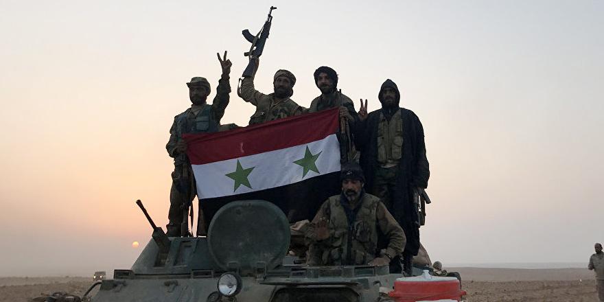 """Suriye Afrin'e girdi"""