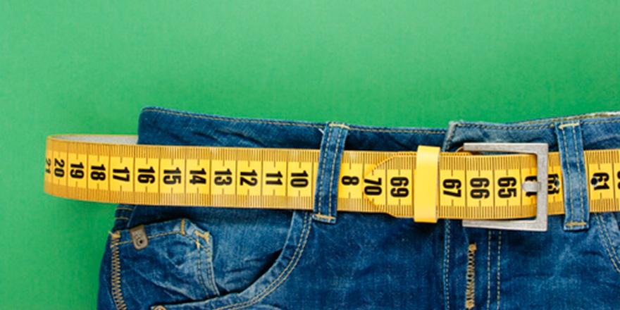 """""""Bir türlü kilo veremiyorum""""…"""