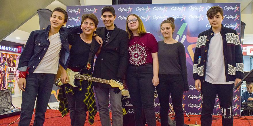 CITY MALL baharı konserlerle karşılıyor