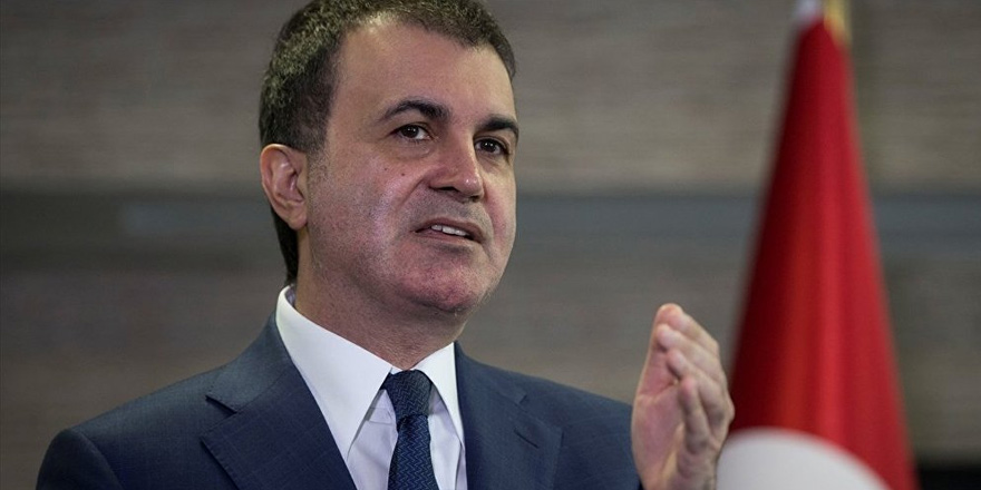 """Çelik: """"Kıbrıs Türk tarafının ve Kıbrıs Rum tarafının onayı gerekir"""""""