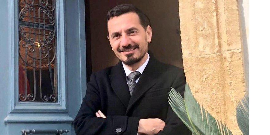 Barolar Birliği Başkanı Hasan Esendağlı