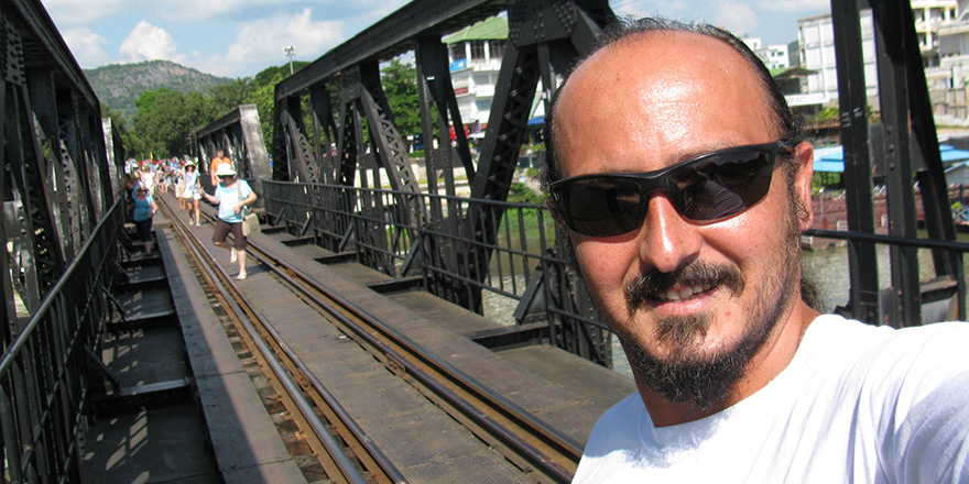 Filmiyle meşhur Kwai Köprüsü