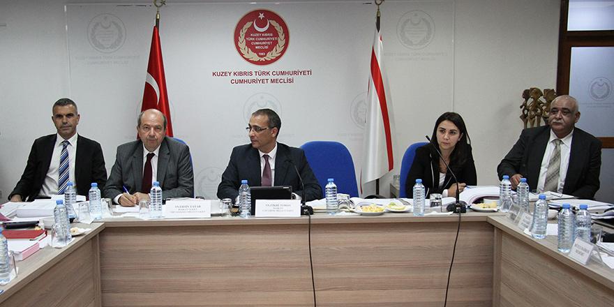 Meclis Maliye, Bütçe ve Plan Komitesi toplantısı 14 saat sürdü