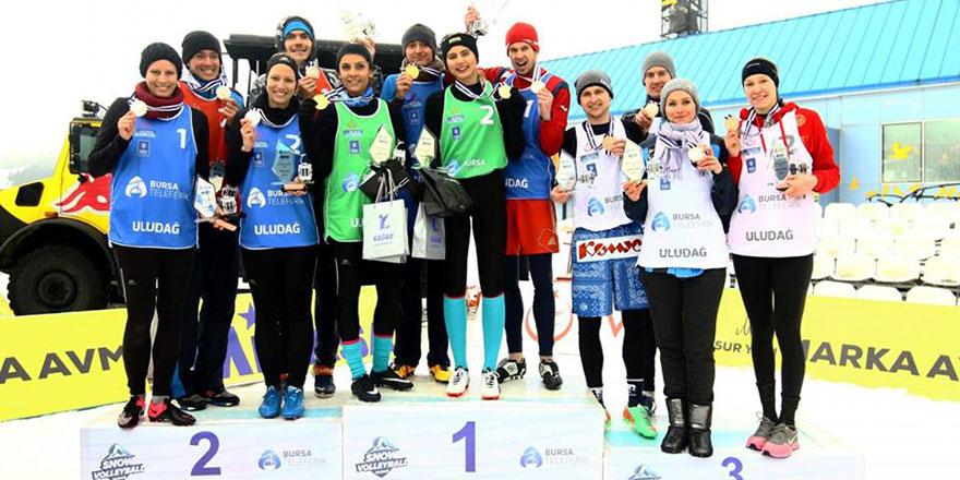 Eryıldız'dan Türkiye'de şampiyonluk