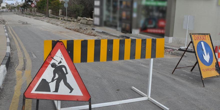 Kurtuluş Caddesi'nin bir kısmı trafiğe kapatılacak