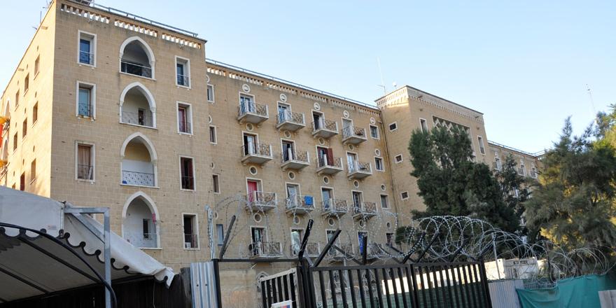 BM İngiliz birliği 'Ledra'dan ayrılıyor