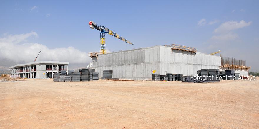 İşte yeni cezaevi inşaatı