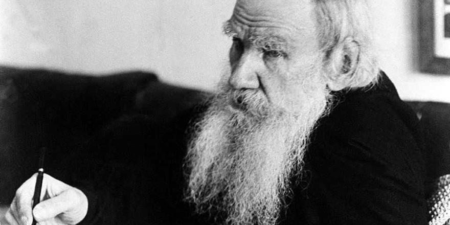 Tolstoy'un Aforozu